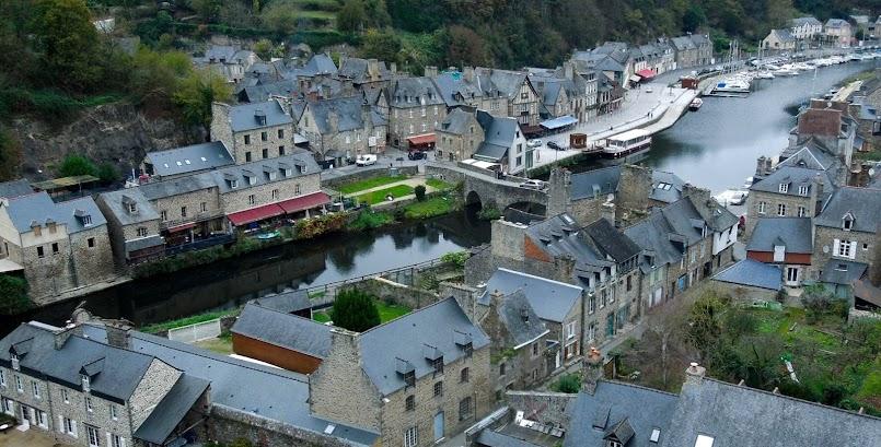 Bretania i Normandia okiem Oli #1 / La Bretagne et la Normandie vues par Ola #1