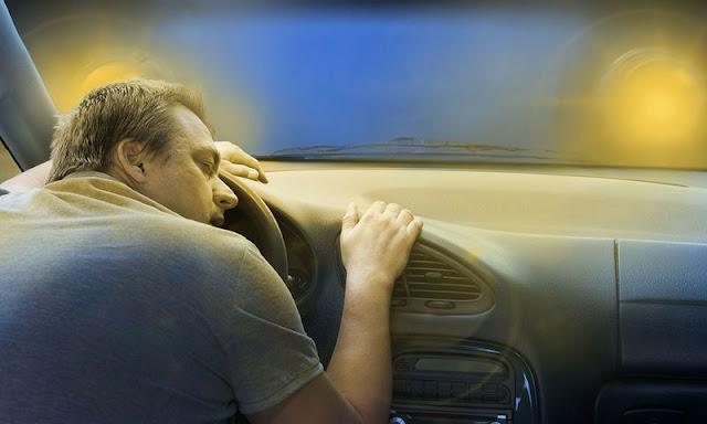 Πώς θα αποφύγετε την υπνηλία στο τιμόνι