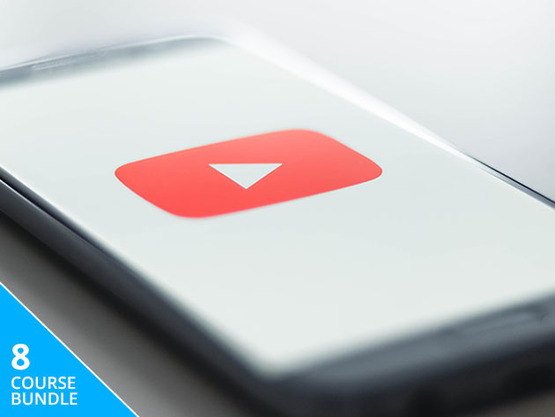 Become a Professional YouTuber Course Bundle Discount