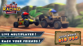 Mini Racing Adventures Apk v1.12.1 Mod (Unlimited Money)