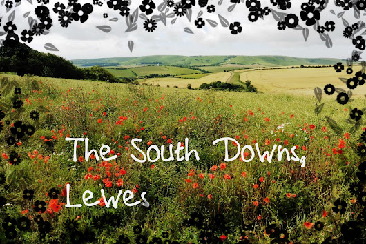 """Beyond to Kingston Ridge"" Painting the South Downs"