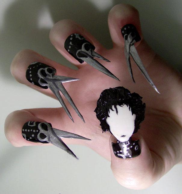 Creativos Diseños De Uñas Por Kayleigh O'Connor