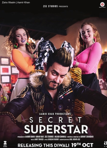 Secret Superstar 2017 Hindi Movie Download
