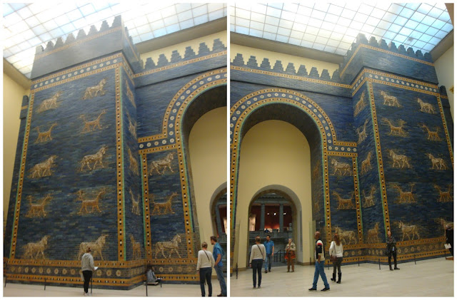 Portão de Ishtar, Pergamonmuseum, Berlim