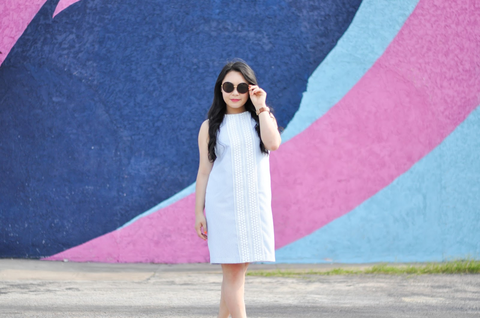 Summer Shift Dresses | www.thebellainsider.com