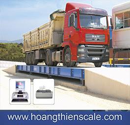 móng cân xe tải 120 tấn
