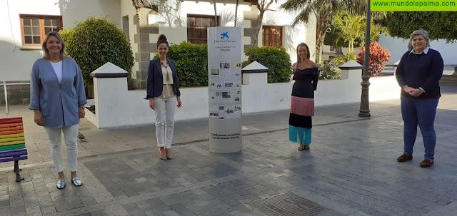 El Ayuntamiento de Los Llanos de Aridane agradece a la Obra Social 'La Caixa' la aportación de 4.000 euros para la compra de productos de primera necesidad y alimentos