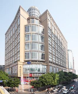 越秀房產信託 405  新都會大廈