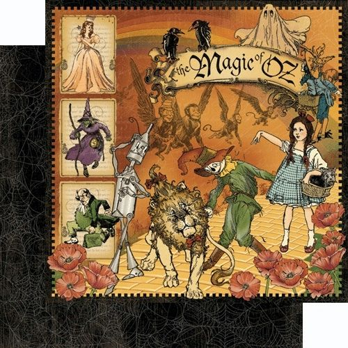 The Magic Dishpan of Oz