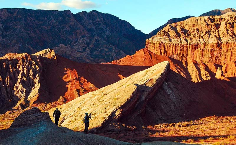 The Fantastic Geological Color and Gastronomic Pleasure of Salta
