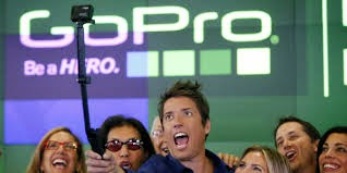 GoPro Inventor Nick Woodman new Shark Tank Investor