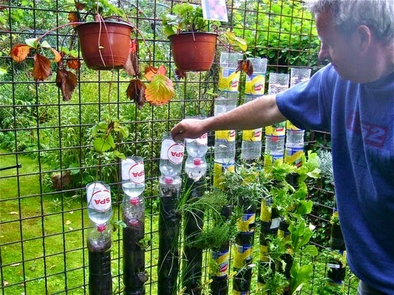 How To Recycle Stunning Recycled Gardening
