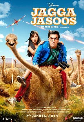 full cast and crew of bollywood movie Jagga Jasoos! wiki, story, poster, trailer ft Ranbir Kapoor, Katrina Kaif, Govinda