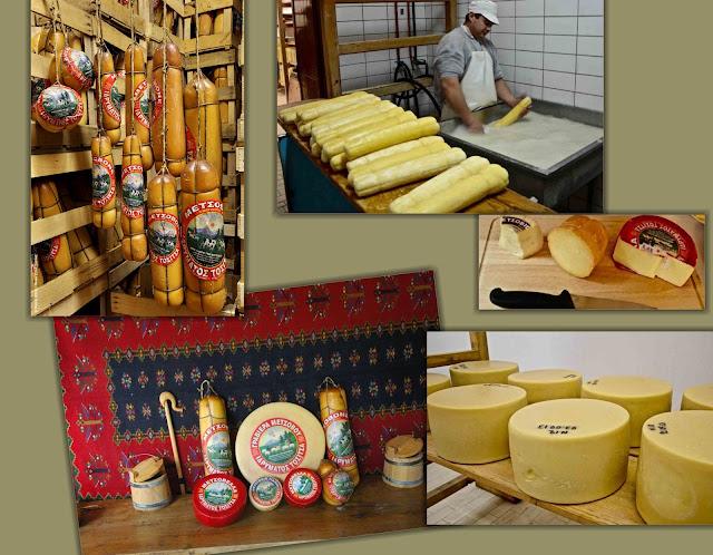 Το τυροκομείο Τοσίτσα, που παράγει 170 τόνους τυριά ετησίως