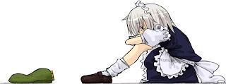 sampul anime galau