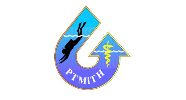 Polskie Towarzystwo Medycyny i Techniki Hiperbarycznej - logo