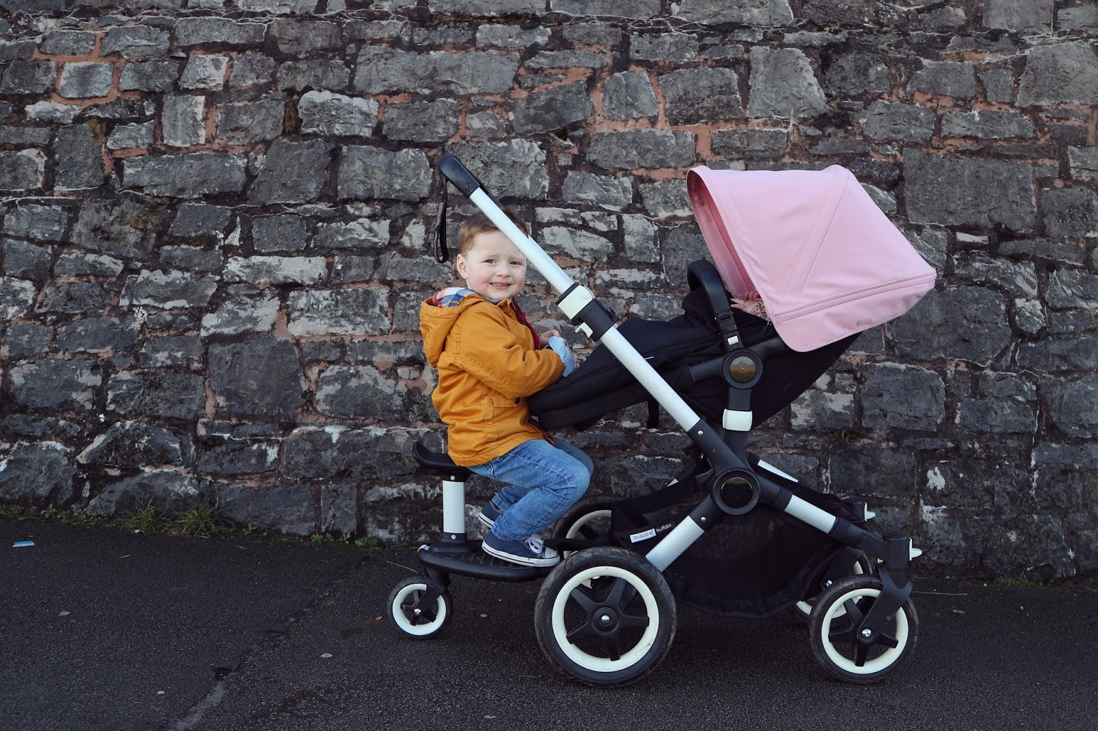 Bugaboo Bee With Buggy Board Bugaboo Comfort Wheeled Board Review Life With Oliver And