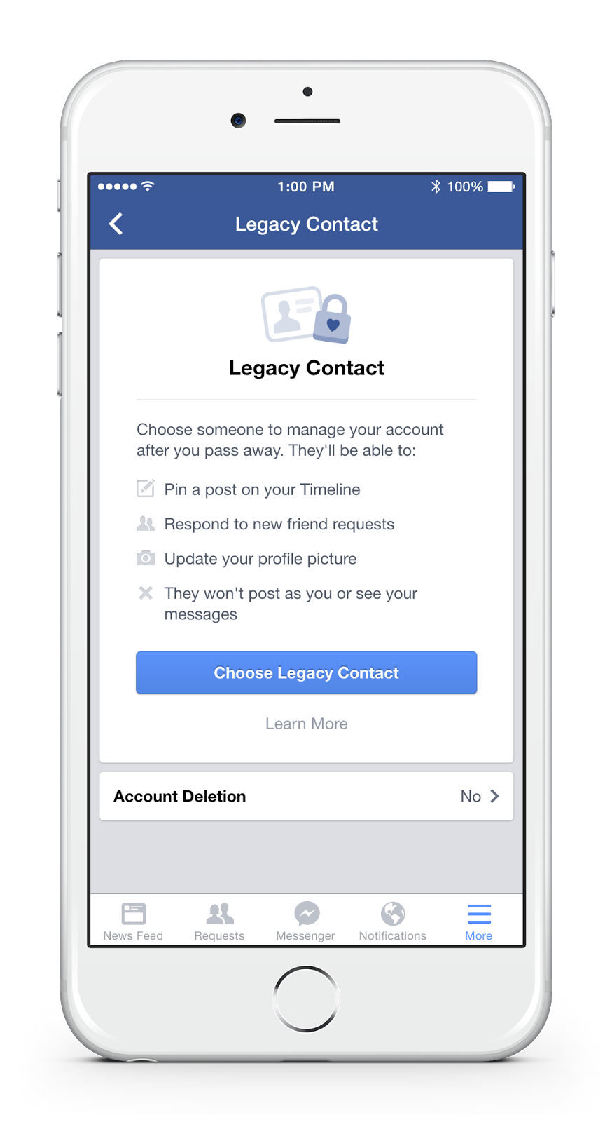 Facebook Releases Legacy Contacts in the UK 1