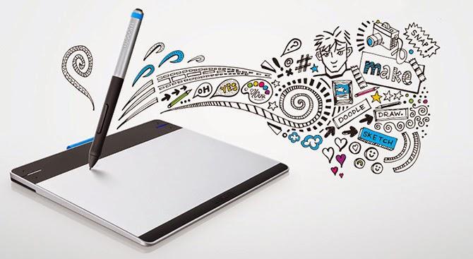 Tablet drawing yang bagus dan murah buat pelukis gambar digital