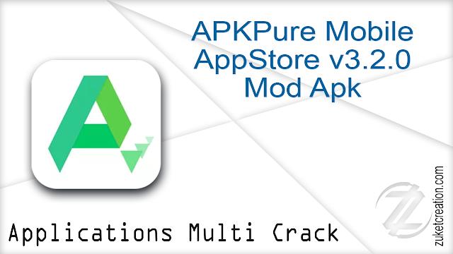 APKPure Mobile AppStore v3.2.0 Mod Apk