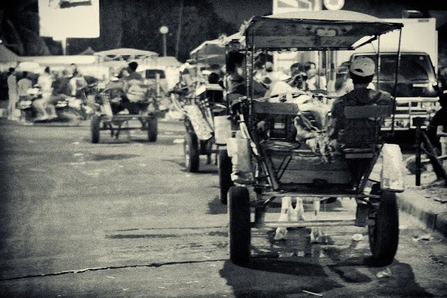 Delman Jakarta by Charlie Hartono