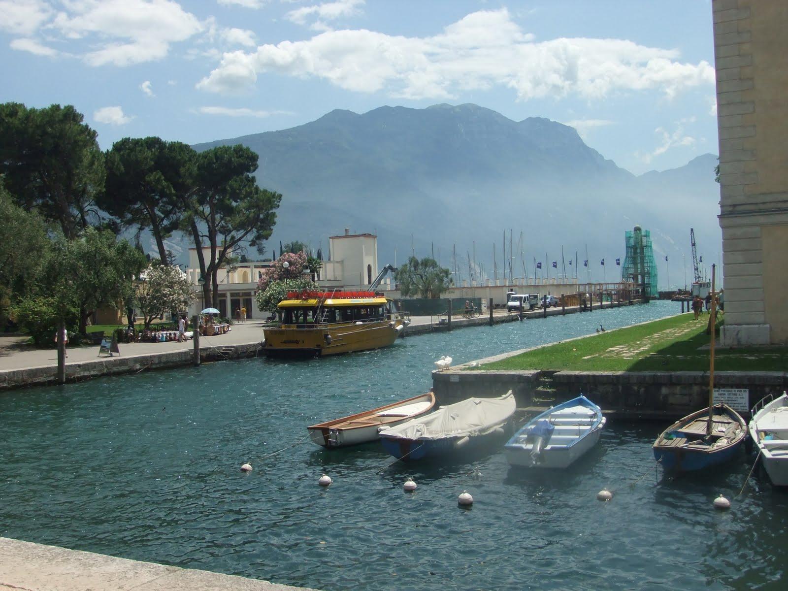 Studiamando liberamente Una giornata al Lago di Garda