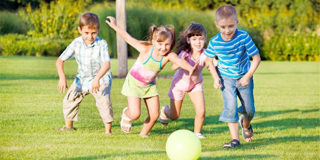 10 TIPS Mengajarkan Anak Bersosialisasi Sejak Kecil