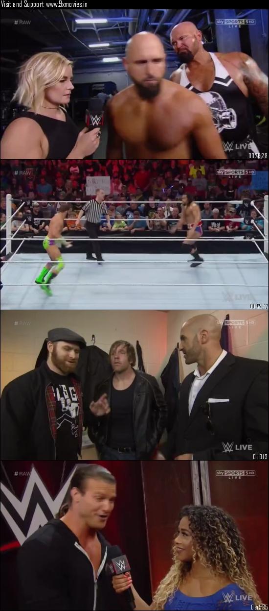 WWE Monday Night Raw 30 May 2016 HDTV 480p