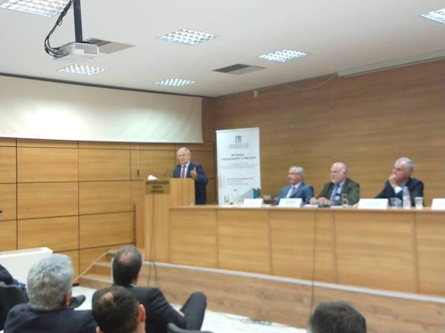 Γ. Ανδριανός: Είναι στο χέρι μας και είναι χρέος μας να δημιουργήσουμε τις συνθήκες ώστε η Αργολίδα να πρωταγωνιστήσει