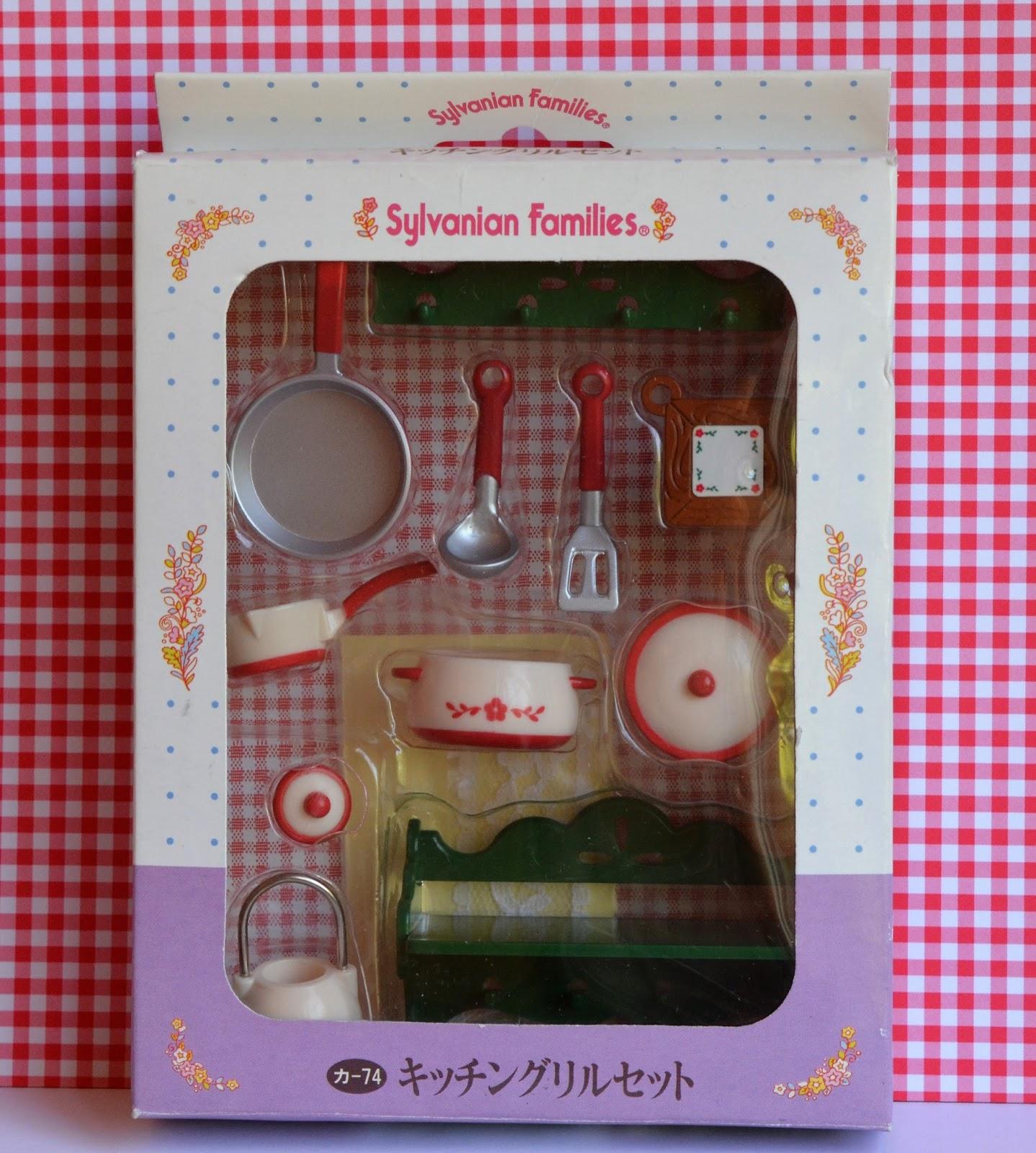 Kitchen Set Ukuran 1 Meter: My Sylvanian Paradise: At The Dales´ Kitchen