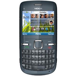 Nokia C3-00 Hard Reset