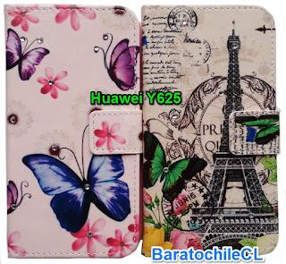 Flipcover Estuche con Tapa Huawei Y625