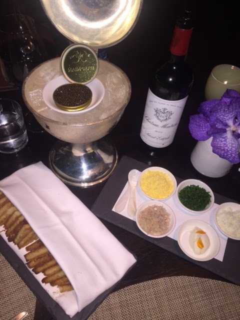 Caviar, food, wine, luxury, miami, jean georges, restaurant