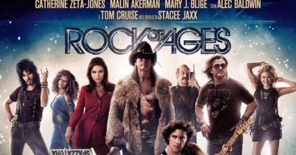 Rock Of Ages Stream