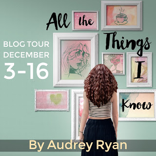 All the Things I Know by Audrey Ryan - Blog Tour