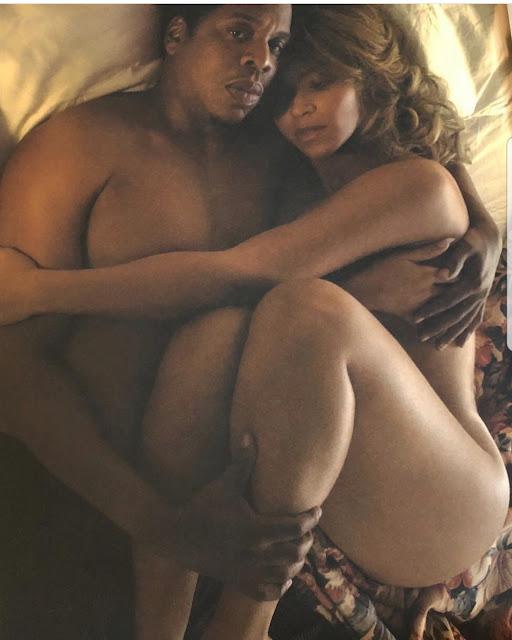 PICHA: Jay Z na Beyonce wakiwa kitandani!