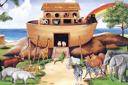 """Nabi Nuh Terus Menyesal setelah Mengatakan """"Anjing ini Jelek"""""""