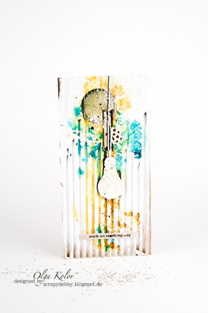 @olgakolov #mixedmedia #7dotsstudio #umwowstudio #giftdecor #glühbirne #bulb