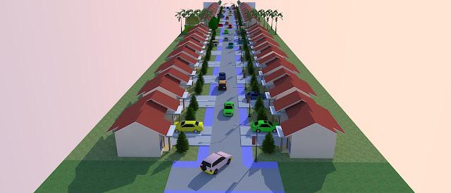 Site Plan Pabrik