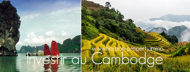 Investissement foncier Cambodge