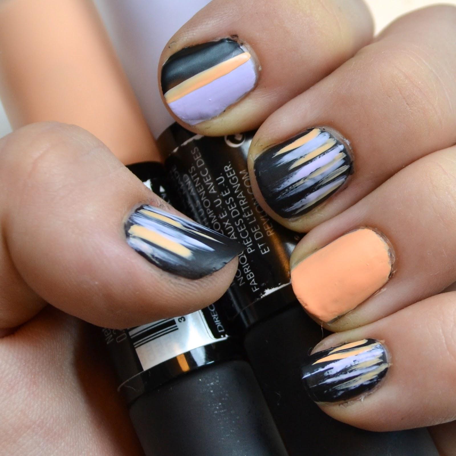 Revlon chalkboard nail polish   Hair & beauty   Pinterest ...