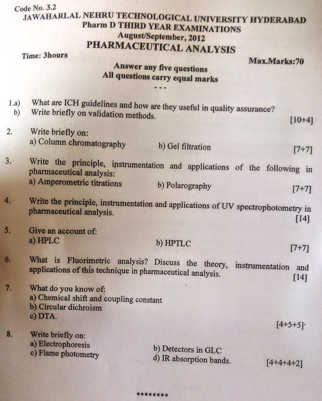 Critical analysis of pharm d in india essay