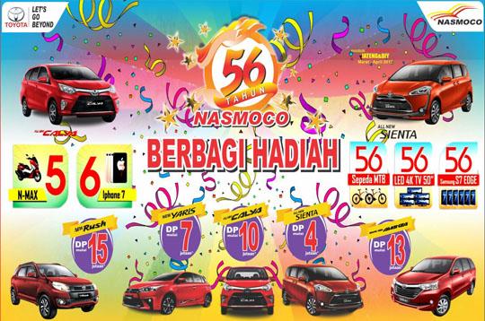 Promo Toyota Semarang