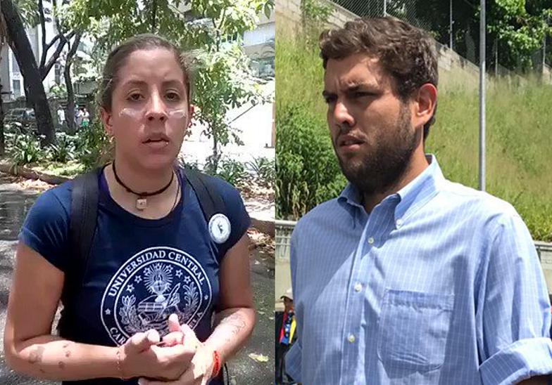El objetivo del Show de Maduro era Requesens y su hermana para apoderarse de la UCV