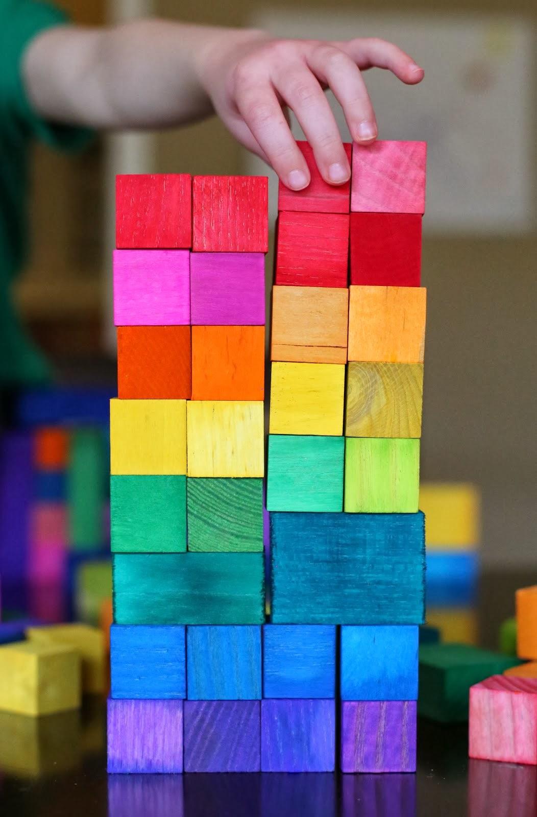 Puppy Love Preschool Diy Hand Dyed Waldorf Rainbow Color