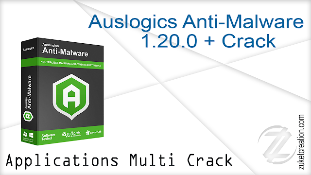 Auslogics Anti-Malware 1.20.0 + Crack