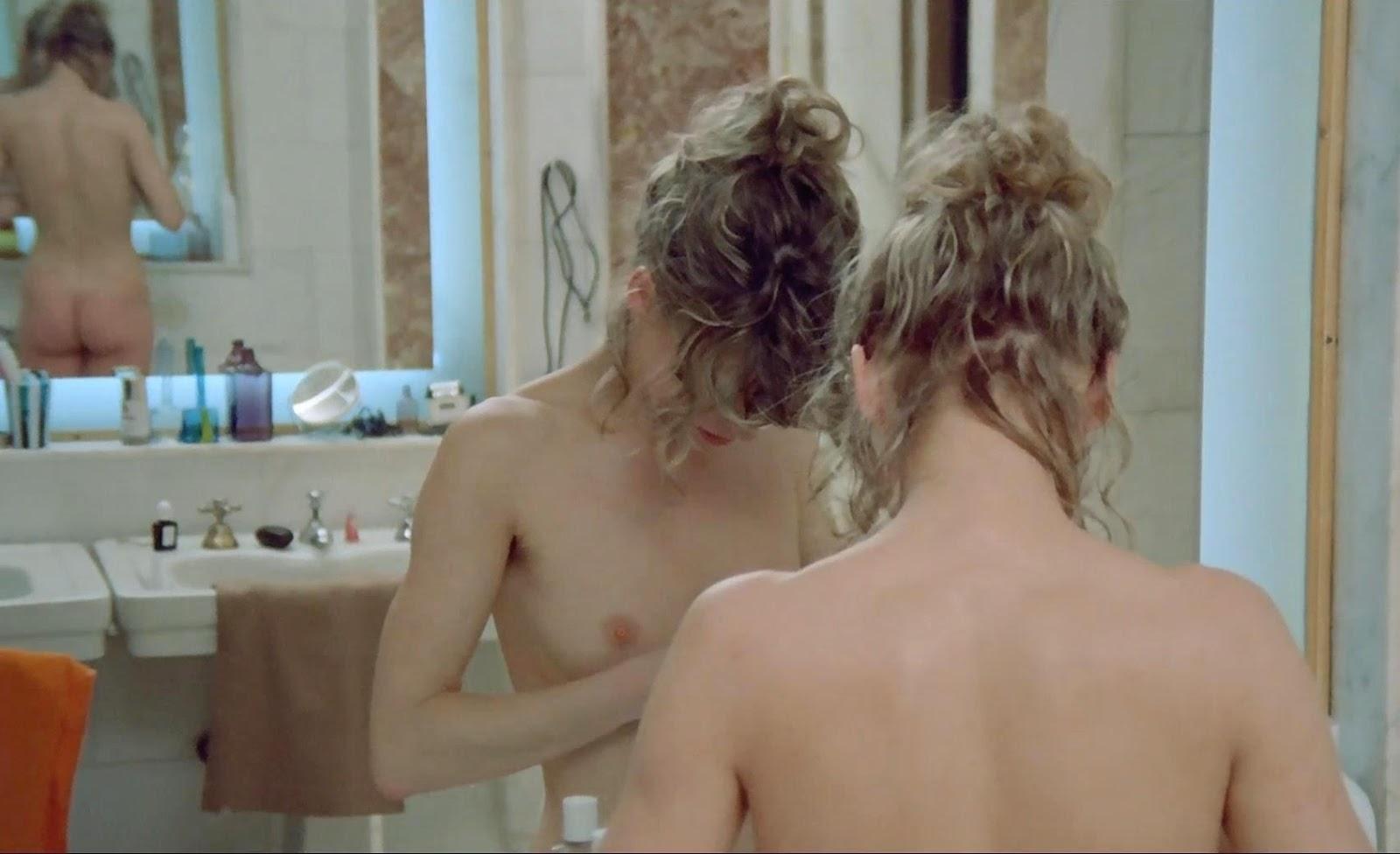 Emma de caunes actress french nude sexy tits - 1 part 7