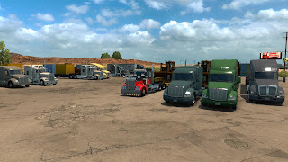 American Truck Simulator MHAPRO MAP ATS 1.3.1 V1.2 MOD Download MODs