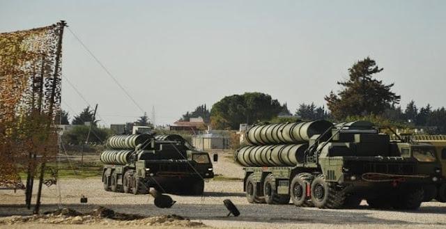 طائرات أمريكية تقوم بعمليات تجسس قرب مواقع نشر أنظمة الصواريخإس – 300 السورية