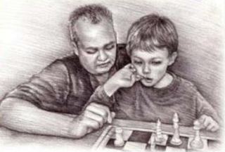 https://www.amazon.com/Chess-Kids-Parents-Heinz-Brunthaler/dp/9197600458